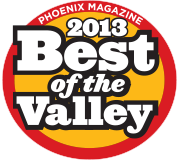 Phoenix Mag Best of the Valley 2013
